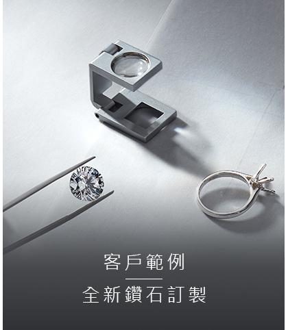 婚戒 求婚戒指 結婚對戒 鑽石鑽戒 - 亞爵鑽石門市提供全新訂製